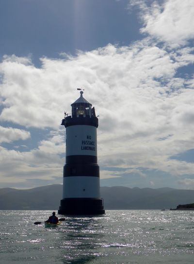 Lighthouse with