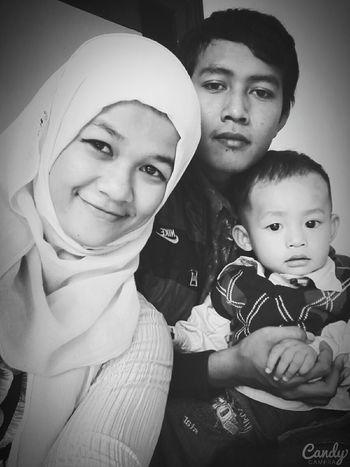 Happy Family .. Mbu Ayah Kenzie