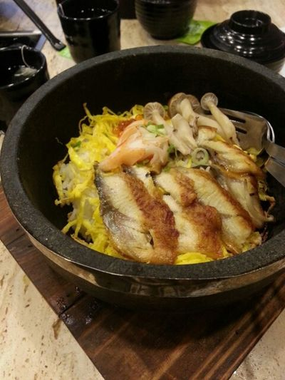 Food Foodgraphy Bibimbap Hotstone