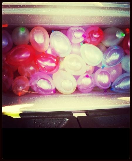 water balloons cx throwback .