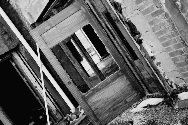 Doors Fine Things  Detroit Black White Beauty Asthetic Duality