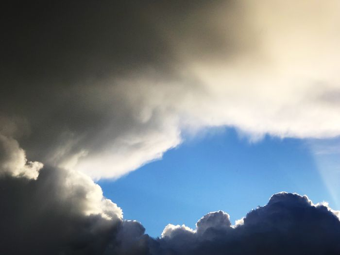 Nature Cloud - Sky Beauty In Nature Sky Tranquility Day Scenics No People Low Angle View Outdoors Cloud Computing Saas Software As A Service In The Cloud Sky And Clouds Dusk Evening Evening Sky
