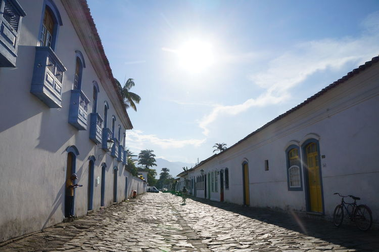 EyeEm Selects Architecture Travel Destinations City Paraty - RJ Brasil ♥ Vacations Architecture Tranquility Connected By Travel