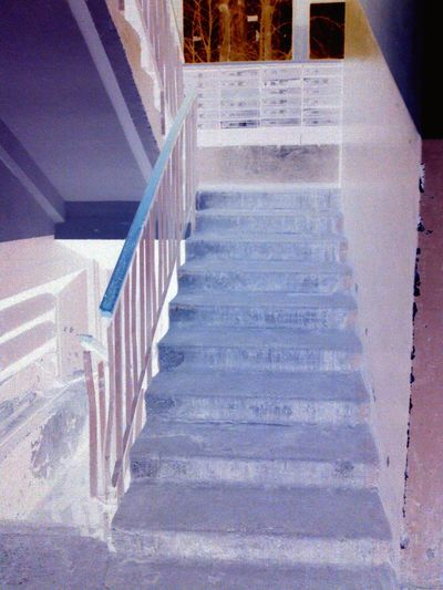 The Architect - 2016 EyeEm Awards Negative Negative Effect Negative Art Negative Photography Building Floor Stairs Cool Downstairs The Architect - 2016 Eyem Awards