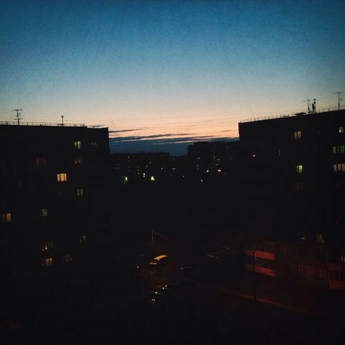 SUNSET Sunset Omsk Fall Beautiful #night