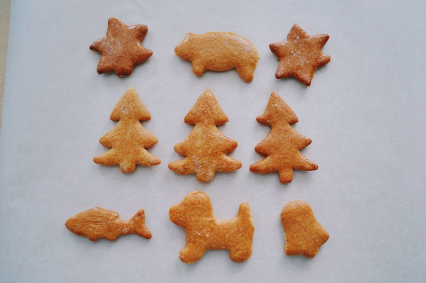 Shape Pattern Pattern, Texture, Shape And Form Christmastime Anise Christmas Arrangement Cookie Neat Christmas Decoration In A Row Sugar Sweet Food Food And Drink Advent Origins Gingerbread Cookie