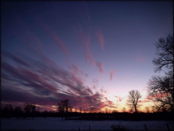 Skyporn Sunset_collection Manitoulin Island Rural Scenes