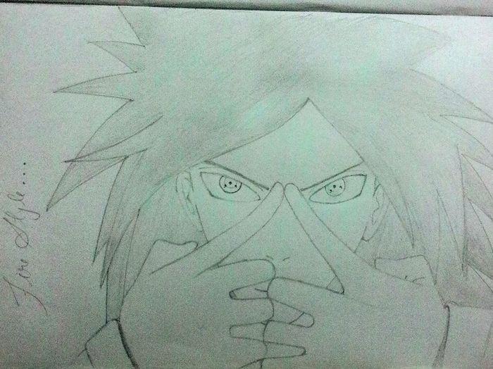 which jutsu do you like...? Sketch Drawing NITK Anime Uchiha Madara Fire Style Jutsu Naruto Shippuden