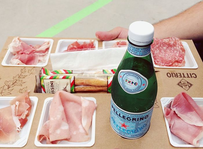 Salumi Prosciutto Italiano Delicious Foodporn Food Expo Share Eating Enjoying Life