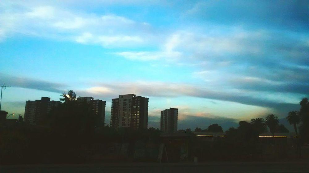 Enjoying Life Hello World Citylights