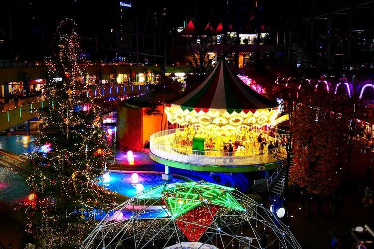 Ilumination Christmas Lights 2015  LaQua