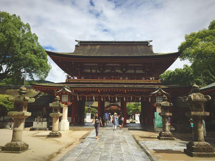 Shrine Japanese Shrine Japan Fukuoka EyeEm Eye4photography  Historical Building