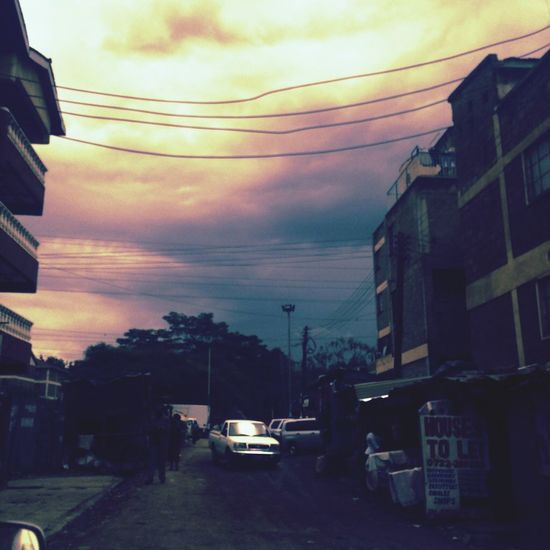 Sunset boulevard Taking Photos OpenEdit Twinklenugz Popular Photos Africa Hello World IPhone