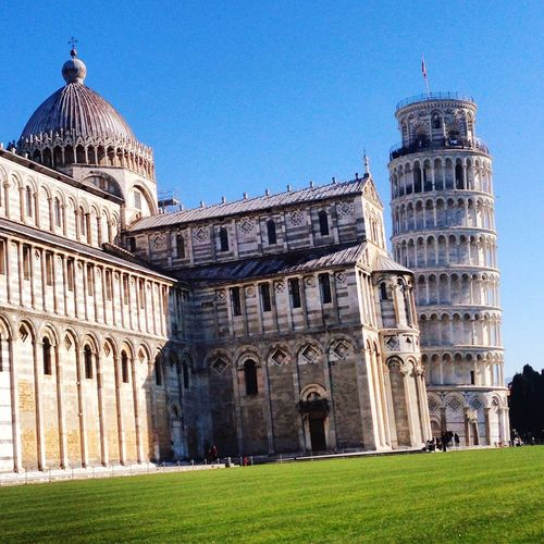 Italy Pisa Pisa Tower Mytravelgram Myview Great View MyGallery EyeEm Best Shots Felicemifa Building Buildings & Sky Famous Place Naturephotography