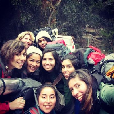 Cerrolacampana Olmué Friends Turismoinacap2014 Lomejordemivida