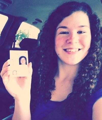 got my permit! :D