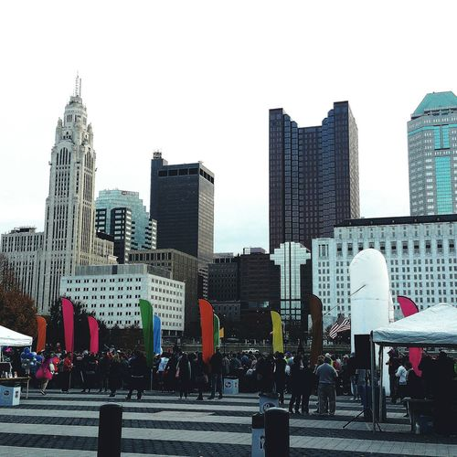 My beautiful city. Photograph Columbus First Eyeem Photo