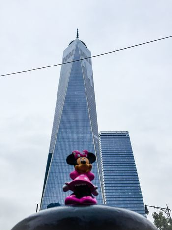 Murica Minimouse World Trade Center Miqua On Vacation