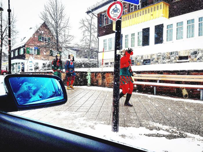 Show Winter Germany My Travel Europe Titisee Germany Car Easter White Color People 2016 February Baden-Württemberg