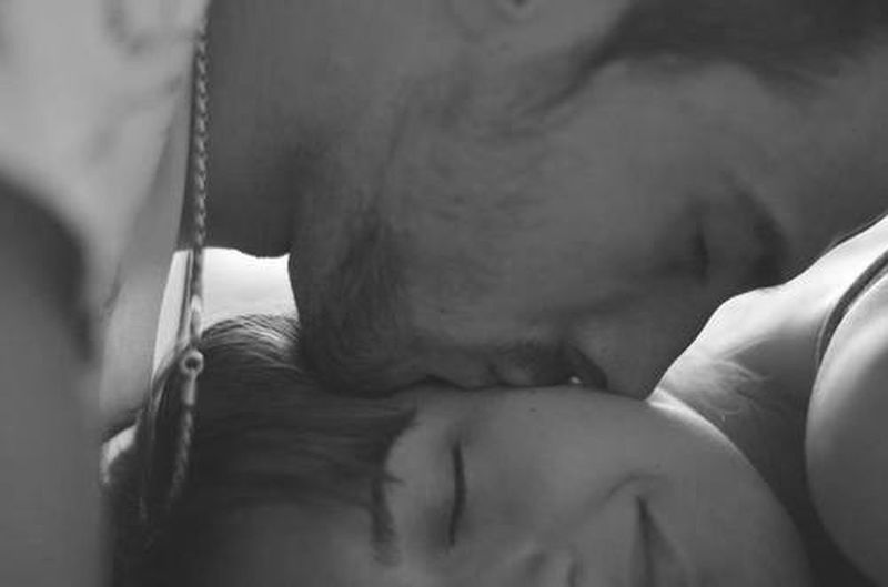Shut Up And Kiss Me:* Romantic Couple Love Cute