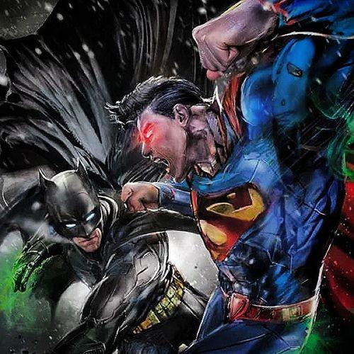 Batman Superman DawnOfJustice