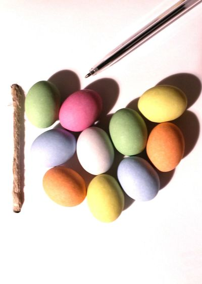 Easter Ready Pasqua Easter Colors Colours Celebration Heart EyeEm Easter Cuore Colori Pastello Pastel Colors Eggs... Egg Arts Composition Eggs Art Taking Notes Colored Eggs Composizione Compositions Eyem Best Shots Creativity Details Colourfull