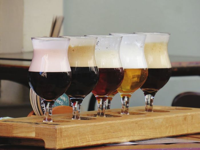 Czech Beer Amber Blonde Red Dark Tasting Beer Alehouse Brewing Brewing Beer Cereal Grains Fermentation Foam Glass Hops Alcohol Drink Drinking Glass Cold Drink Craft Beer Brewery