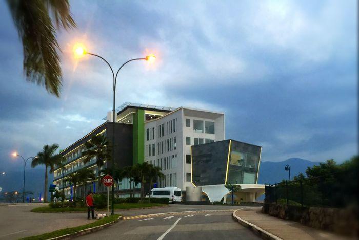 Architecture Hotel Urban Bucaramanga Building
