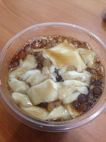 Breakfast treat 😊 soy, sugar and tapioca! Tahooooo!!! Foodphotography My World Of Food