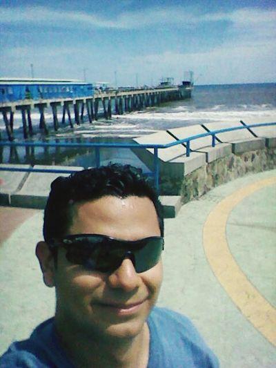Selfie ✌ Ocean Beach ElSalvador