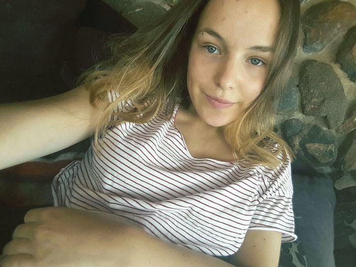 Bushcamp Selfie