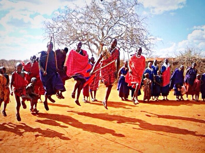 Africa African Colors African Dance African Tribe Colour Experience