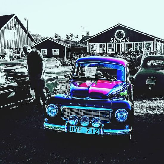 Volvo Pv Red Car Old Car EyeEmBestPics EyeEm Best Edits Showcase July
