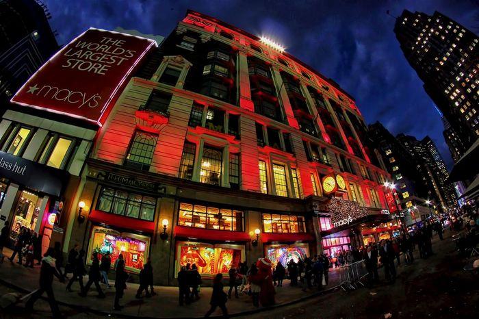 Store Shopping Macys Herald Square Newyorkcity Manhattan Newyork NYC Citylife Travel