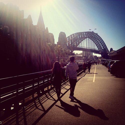 Sunny Sydney