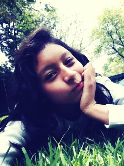 I Smile Because Im Happy
