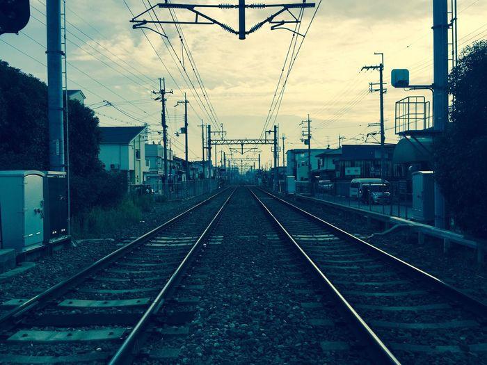 Streetphotography On The Road Train Photo Japan 日常生活 街角