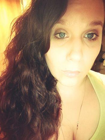 Close-up Eyeshadows Femininity Hair AtPeace Tranquility