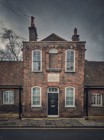 House North London Village Highgate Architecture Building Exterior History Old-fashioned Abandoned Façade House Retro Styled No People Outdoors