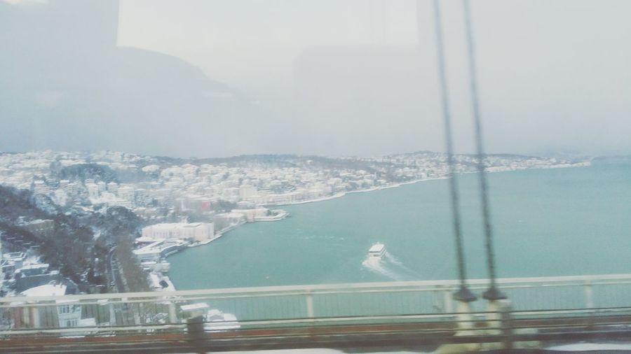 It's Cold Outside istanbul fsmköprüsü