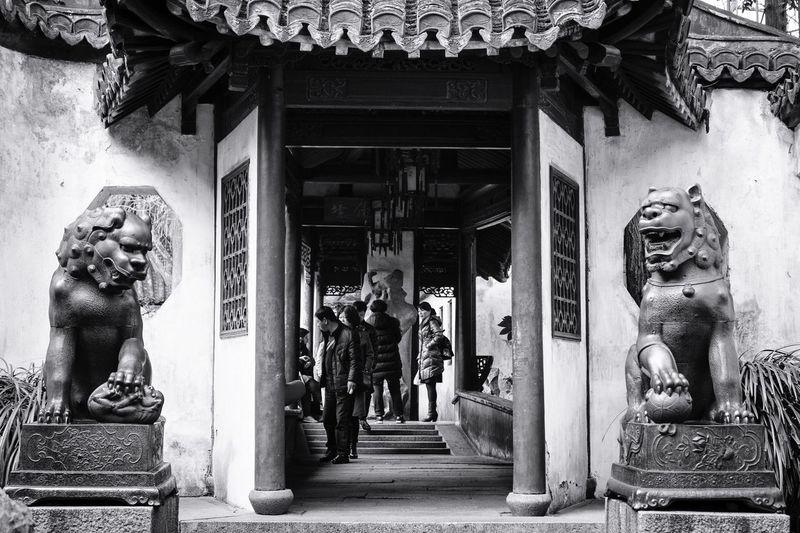 The Street Photographer - 2017 EyeEm Awards Architecture China Shanghai