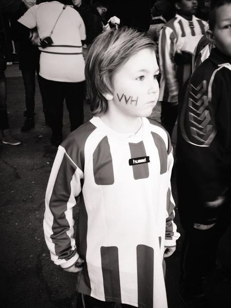 Youth Of Today Football Soccer⚽ Positive Vibes Photography Eyes Are Soul Reflection Portrait Of A Child Littlebrother Family❤ Blackandwhite Matchday Enthusiasm Love Him