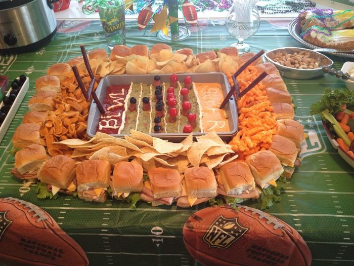 Super Bowl food!!!