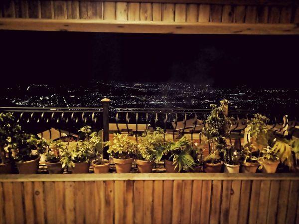 Islamabad Pakistan Night View City View  From  Monalrestaurant Damanekoh No People Night Outdoors Nature Plant Water Tree Sky Freshness