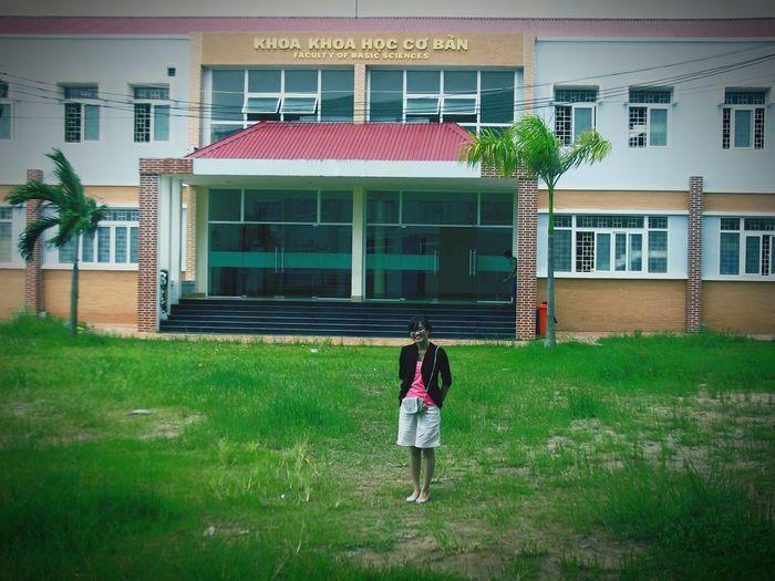 Vietnam Girl Sister ❤ Photo Green University Enjoying Life