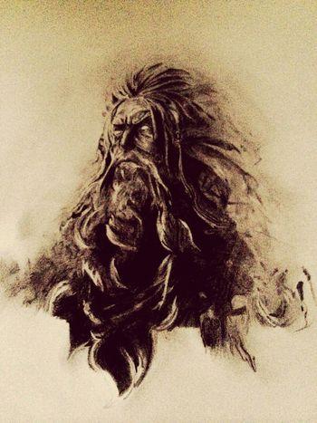 Zeus Sketch Art ArtWork Art, Drawing, Creativity Artist Olympus Greek Drawing Draw