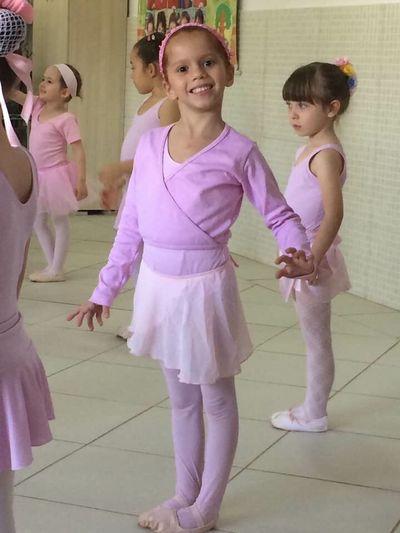 Minha bailarina preferida