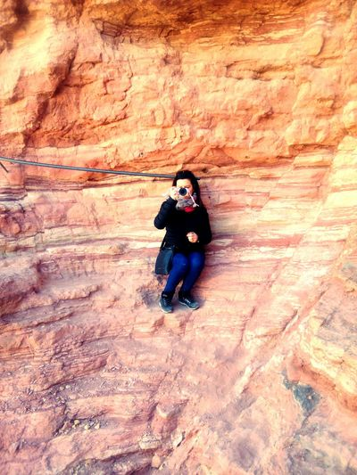 The Tourist Eilat Vinter Red Canyoning Obssesed Fotocatchers