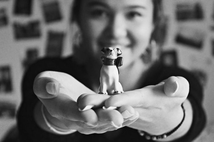 Dog Focal Point Dogs Pets Cute Pets Jackrussell Parson Russell Terrier Statue Minimalism Miniature Check This Out Taking Photos Blackandwhite Black And White Black & White