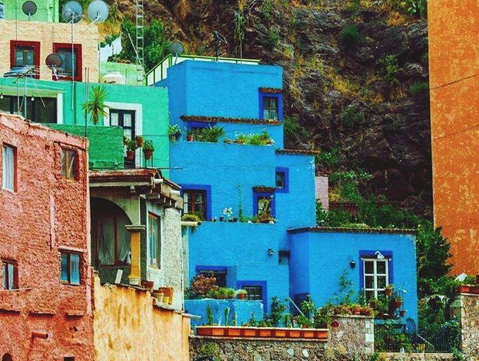 Rincones de Guanajuato Cityscapes City City Life